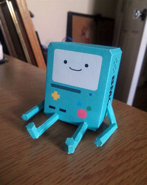 Adventure Time Paper Craft - adventure time papercrafts on behance