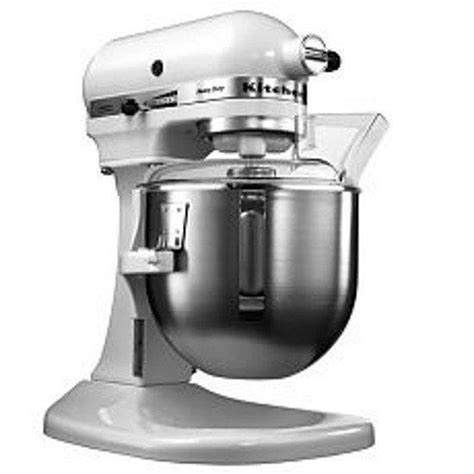 Mixer Merk Kitchenaid bol kitchenaid keukenmachines heavy duty k5 mixer wit