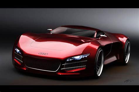 concept car audi audi r10 concept car 2010