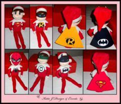 printable elf superhero pinterest the world s catalog of ideas
