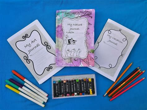 Drawing Journal by Journal Starter Kit Inspiring To Draw The