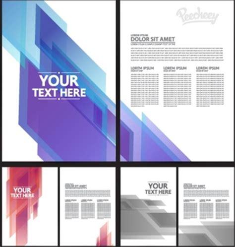 Brochure Template Adobe Illustrator Booklet Template