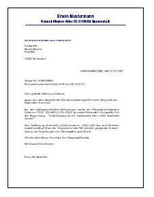 Beschwerdebrief Nachbar L Rm beschwerdebrief muster kostenlos 28 images einspruch gegen steuerbescheid muster zum