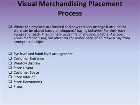 Visual Layout Meaning | merchandising fashion definition fashion today