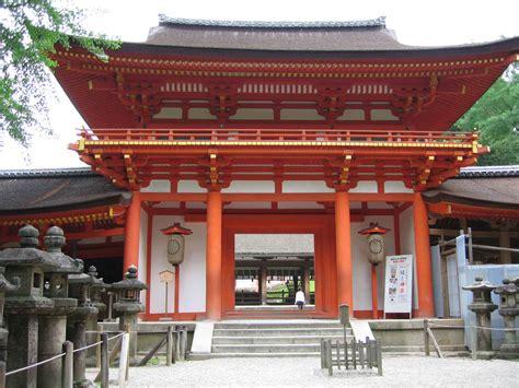 Lu Taman Tempel berkelana sehari di kota nara jepang liburkeluarga
