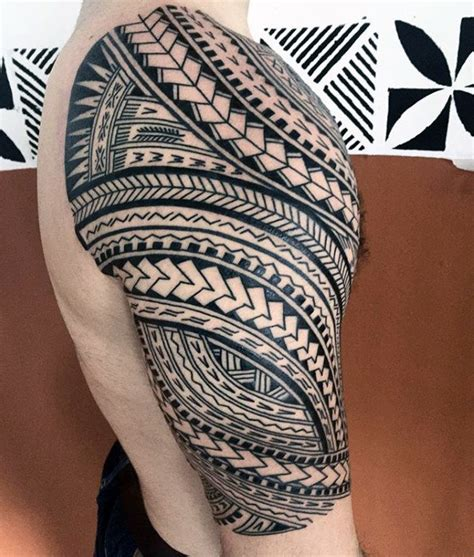 sick sleeve tattoo designs 70 sick tribal tattoos for cool masculine design ideas