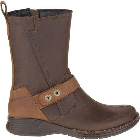 merrills boots merrell travvy mid waterproof boot s backcountry