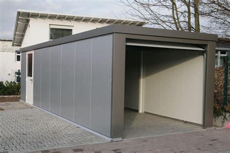 fertig garage fertiggaragen typ iso als oldtimer garage