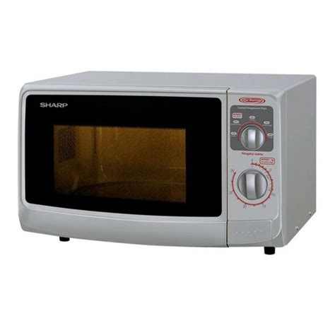 Microwave Sharp Low Wattage sharp low watt microwaves r 222y w putih elevenia