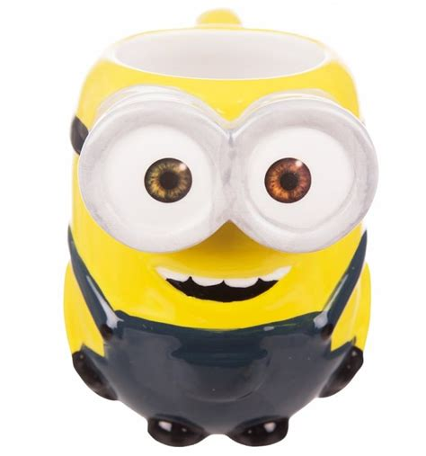 Mug Custom Minions 3 official minions 3d bob mug with scented charm ebay