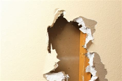 fix hole in wall how to patch holes in drywall diy true value projects