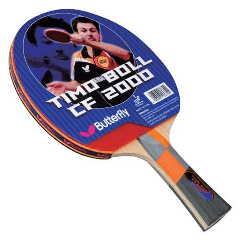 Bad Pingpong Butterfly Addoy 2000 butterfly 8827 timo boll table tennis racket