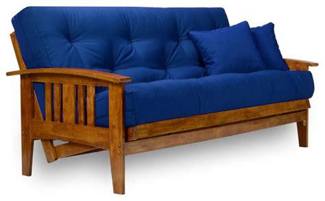 queen wood futon frame westfield wood futon frame soild hardwood craftsman