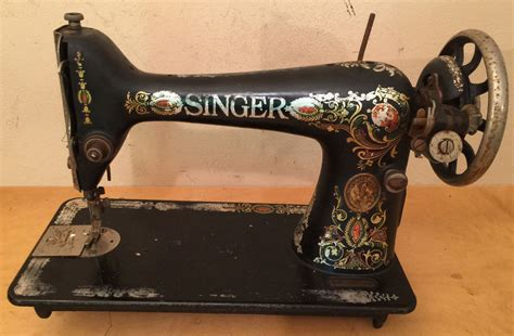 1919 singer eye sewing machine serial number g 9504652