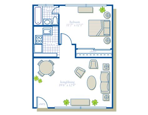 300 Square Foot Apartment by 500 Square Feet Apartment Floor Plan Design Of Your