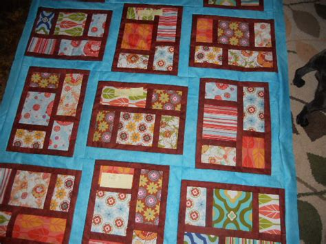 The Patchwork Quilt Book - quilt from quot modern patchwork quilting quot book