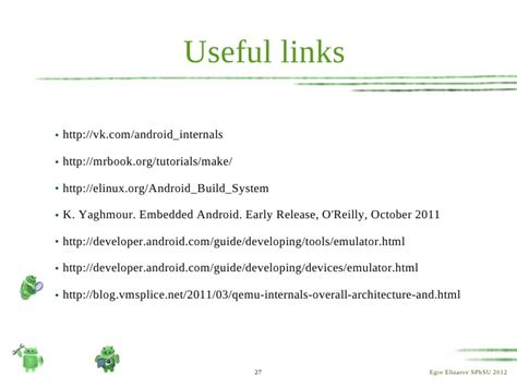 android build system android internals 03 build system emulator rev 1 1