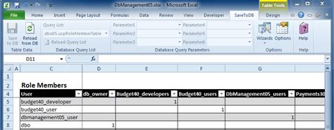 tutorial using excel as a database excel sql server import export using excel add ins www