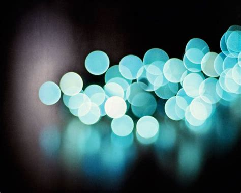 aqua blue christmas lights bokeh photography aqua blue lights abstract sparkle