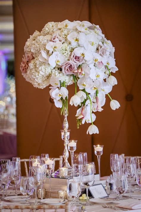 Floral Wedding Centerpieces For Tables 274 Best Centerpieces Images On