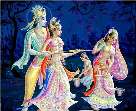 shri krishna radha holi www pixshark com images
