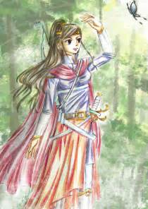 warrior princess by snowp on deviantart
