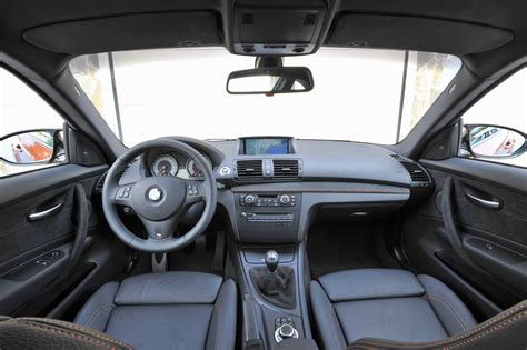 1 Series Coupe Interior by Bmw 1 Series M Coupe Interior 12 2010