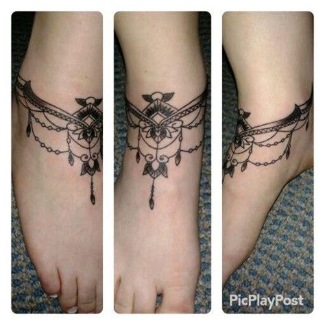 henna tattoo designs anklet new ankle bracelet pinteres