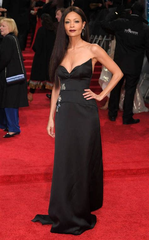 Catwalk To Carpet Thandie Newton by 1000 Images About On Gowns