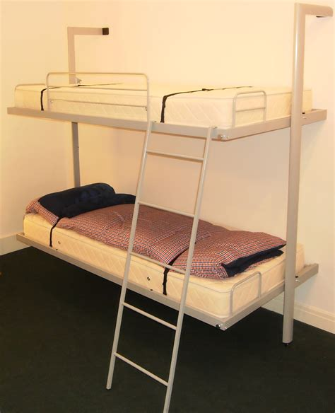 fold away bunk beds foldaway bunk bed wallbunk otthon pinterest bunk