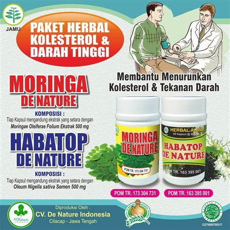 Obat Herbal De Nature agen apotik herbal de nature asli