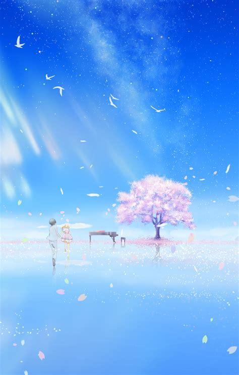 wallpaper anime shigatsu quot let s go on an adventure together quot shigatsu wa kimi