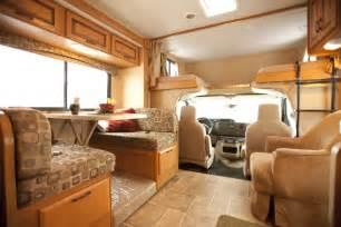 Motor Home Interiors Maxi Motorhome Mha 6 Berth Rv Canadream Vehicle