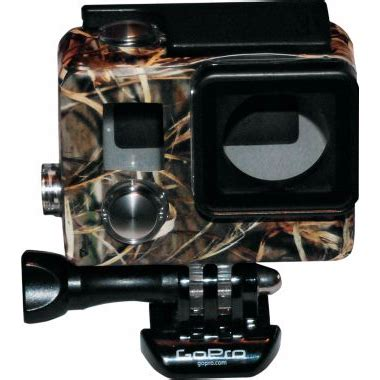 50% off camouflage skins for gopro® hero4 action cameras