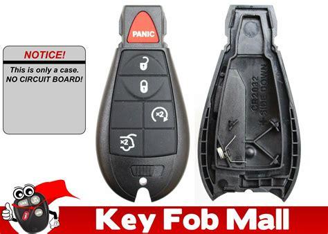 keyless entry remote key fob shell case    jeep