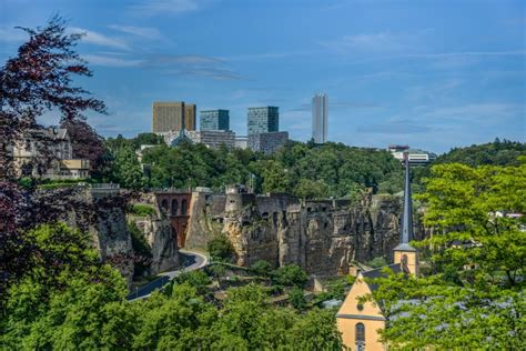 bock casemates visit luxembourg