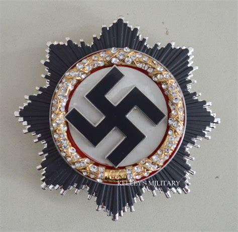german cross  diamonds kelleys military