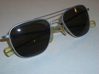 Sunglass Ao American Optical Skymaster Pilot Gold G Diskon vintage ao american optical aviator 20kgp sunglasses skymaster glass lenses on popscreen