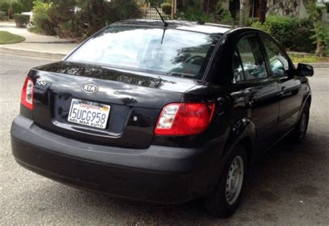 sell used 2006 kia 32 mpg hwy no reserve in