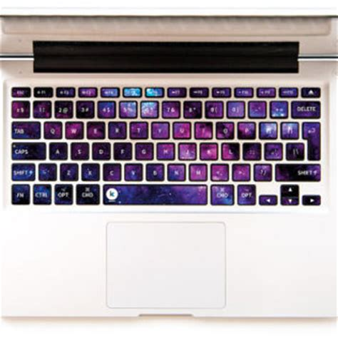 Hp Acer Galaxy stardust decal keyboard sticker for from keyshorts on