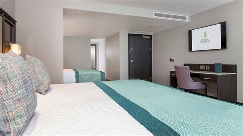 hotel rooms  groups  belfast city grand central hotel