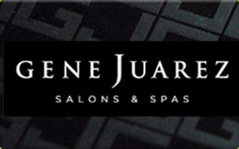 buy gene juarez gift cards raise - Gene Juarez Gift Card