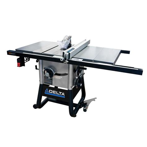 delta table saw for sale shop delta 5000 series 15 10 in table saw at lowes com