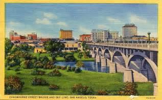 San Angelo To San Angelo