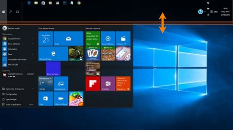 barra superior android sumiu como mudar a posi 231 227 o da barra de tarefas no windows 10