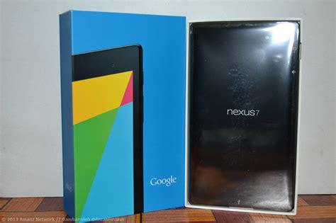 Lcdtouch Asus Nexus 7 Generasi 2 pandang pertama nexus 7 2013 amanz