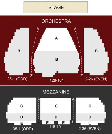 marquis theatre seating map marquis theater new york ny seating chart stage
