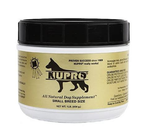 nupro supplement nupro supplement review