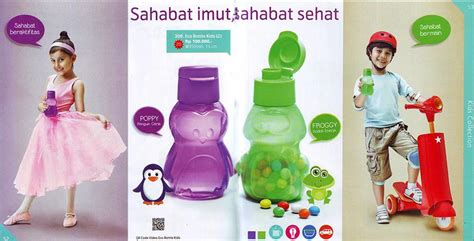Tupperware Eco Kecil jual tupperware eco bottle 2pcs merchant murah