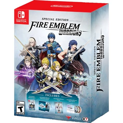 emblem warriors special edition nintendo switch best buy